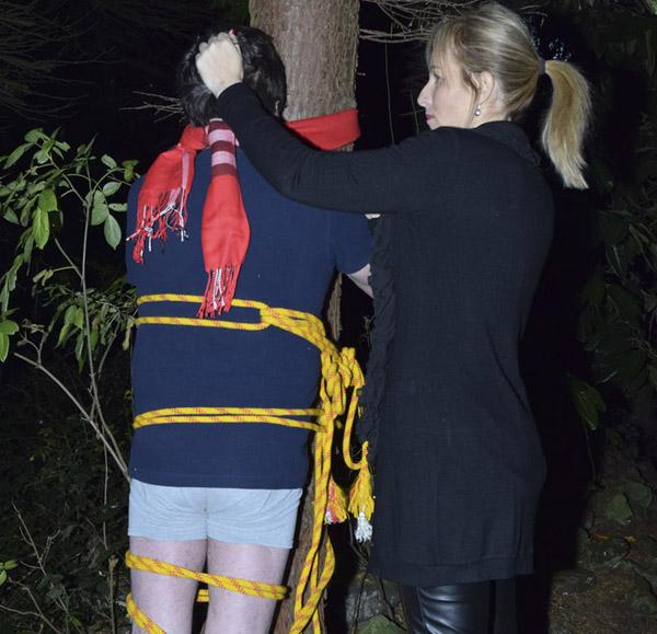 Manchester Kidnap Mistress