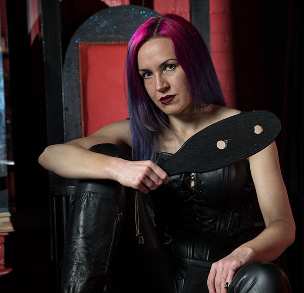 Manchester Mistress Ophelia
